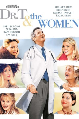 movie poster for Dr. T & the Women