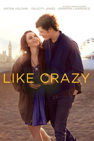 movie poster for Like Crazy (2011)
