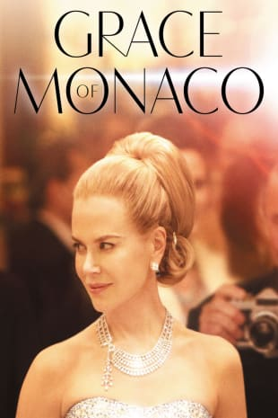 movie poster for Grace of Monaco