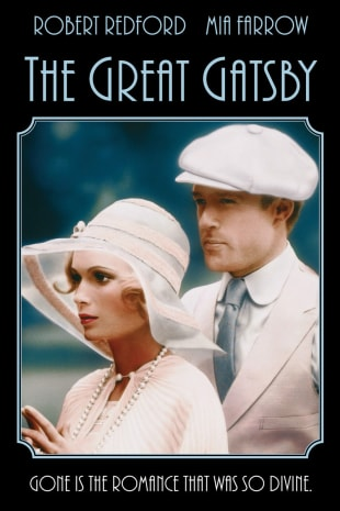 movie poster for The Great Gatsby (1974)