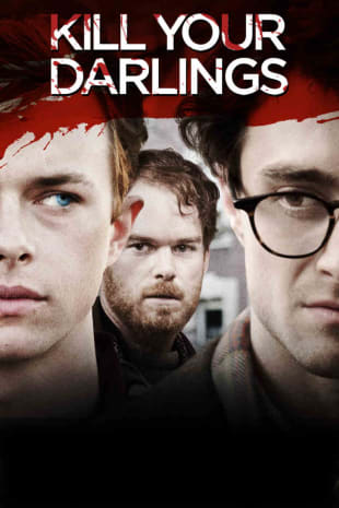 movie poster for Kill Your Darlings