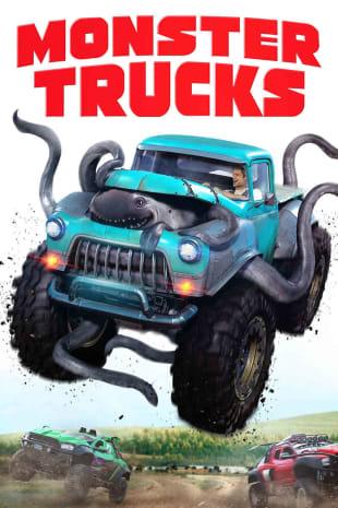 movie poster for Monster Trucks