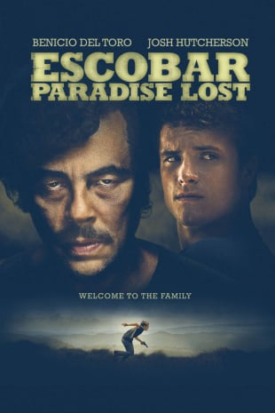 movie poster for Paradise Lost