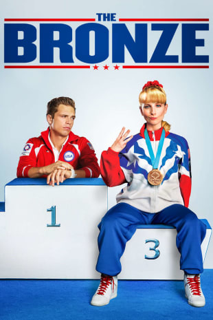 movie poster for The Bronze