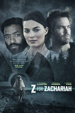 movie poster for Z For Zachariah
