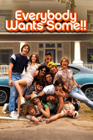 movie poster for Everybody Wants Some!!