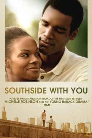 movie poster for Southside With You