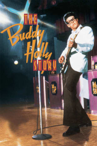 movie poster for The Buddy Holly Story (1978)