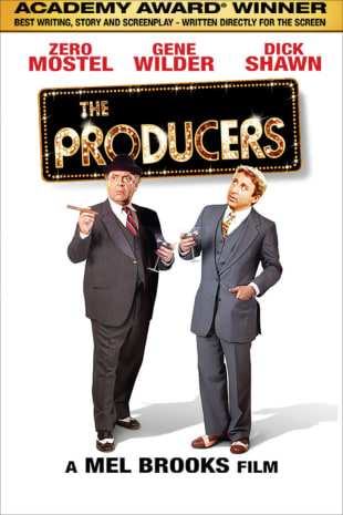 movie poster for The Producers (1967)