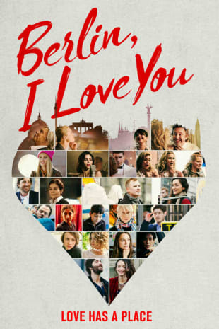 movie poster for Berlin, I Love You