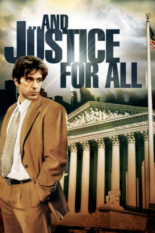 movie poster for ...And Justice For All