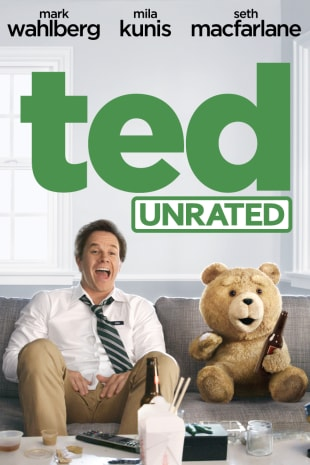 movie poster for Ted (Unrated)