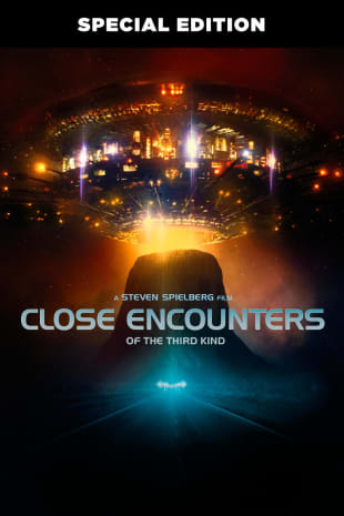 movie poster for Close Encounters Of The Third Kind (Special Edition)