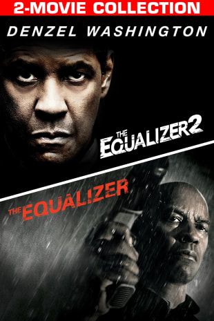 movie poster for The Equalizer 2-Movie Collection