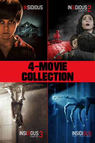 movie poster for Insidious 4-Movie Collection