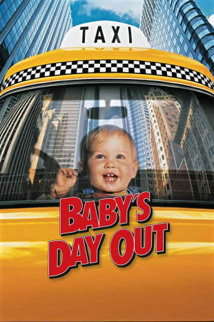 movie poster for Baby's Day Out