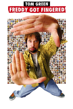 movie poster for Freddy Got Fingered