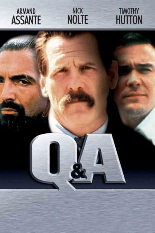 movie poster for Q & A