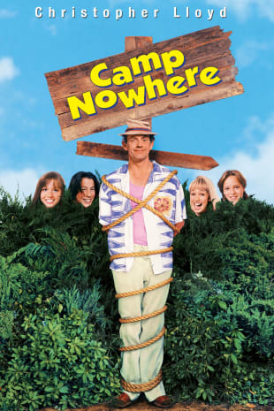 movie poster for Camp Nowhere