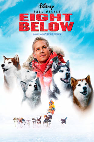 movie poster for Eight Below