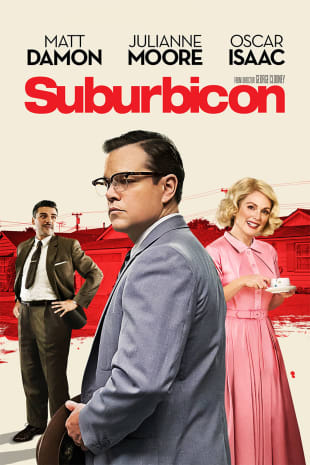 movie poster for Suburbicon