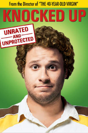movie poster for Knocked Up (Unrated)