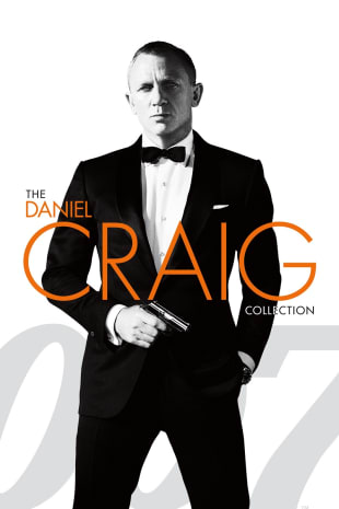movie poster for The Daniel Craig Collection