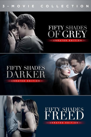 movie poster for Fifty Shades 3-Movie Bundle (Unrated)