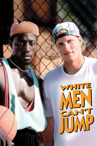 movie poster for White Men Can't Jump