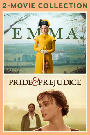 movie poster for Emma / Pride & Prejudice 2-Movie Collection