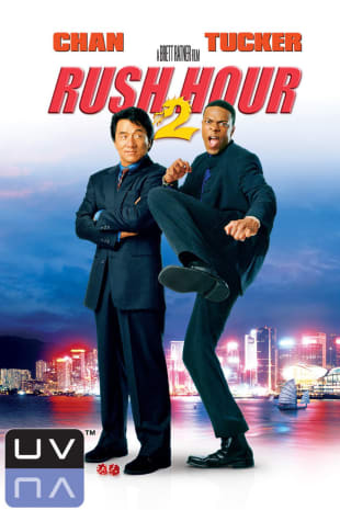 movie poster for Rush Hour 2