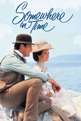 movie poster for Somewhere In Time