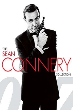 movie poster for The Sean Connery Collection