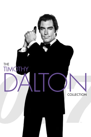 movie poster for The Timothy Dalton Collection