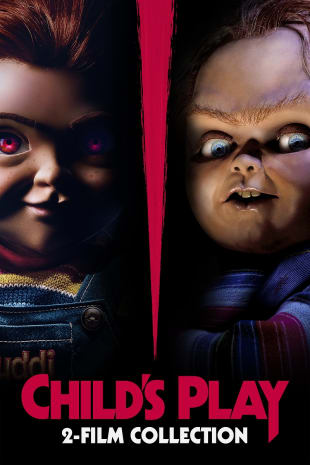 movie poster for Child's Play 2-Film Collection