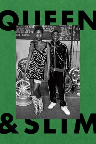 movie poster for Queen & Slim