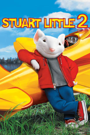 movie poster for Stuart Little 2