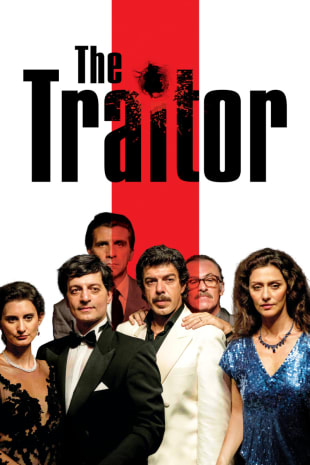movie poster for The Traitor