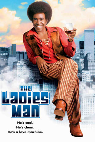 movie poster for The Ladies Man (2000)