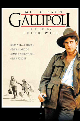 movie poster for Gallipoli (1981)
