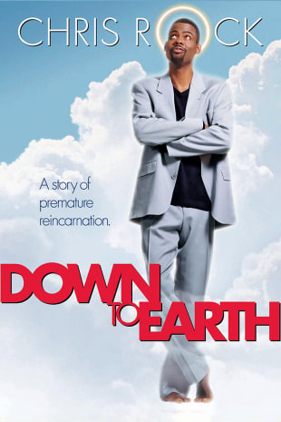 movie poster for Down To Earth (2001)