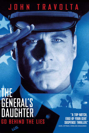 movie poster for The General's Daughter