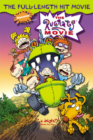 movie poster for The Rugrats Movie
