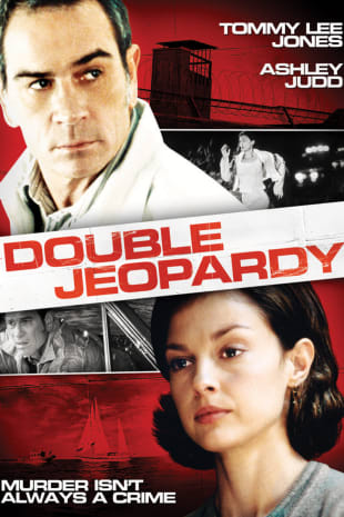 movie poster for Double Jeopardy (1999)