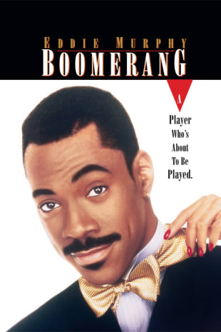 movie poster for Boomerang (1992)