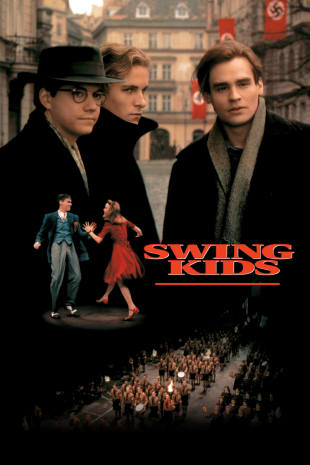 movie poster for Swing Kids