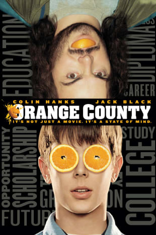 movie poster for Orange County