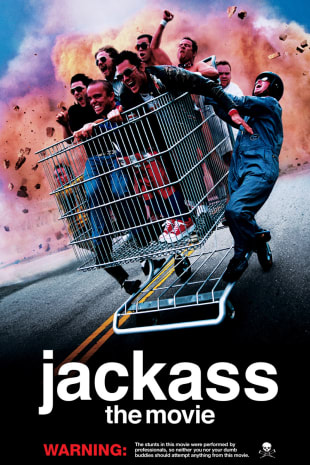 movie poster for Jackass: The Movie