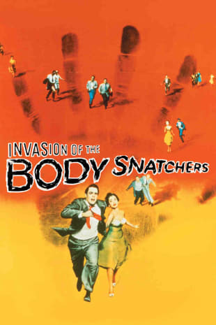 movie poster for Invasion Of The Body Snatchers (1956)
