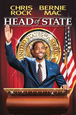 movie poster for Head Of State